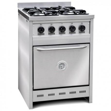 Cocina Compacta 4 H.