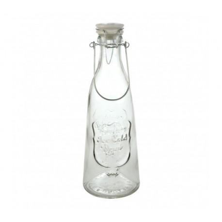 Botella 1 lt con tapa cermica